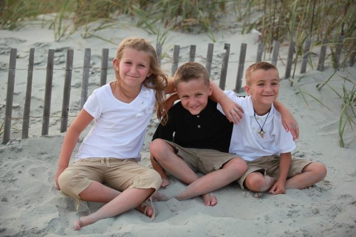 Childrens pics in Myrtle Beach